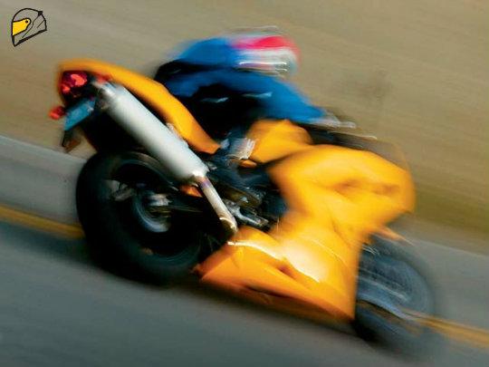לאחיזת האופנוע