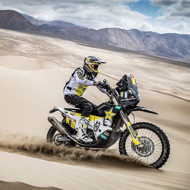 פבלו קוונטנילה - רוכב הוסקוורנה - קטגורית אופנועים