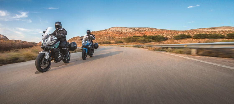 אופנועי CF MOTO