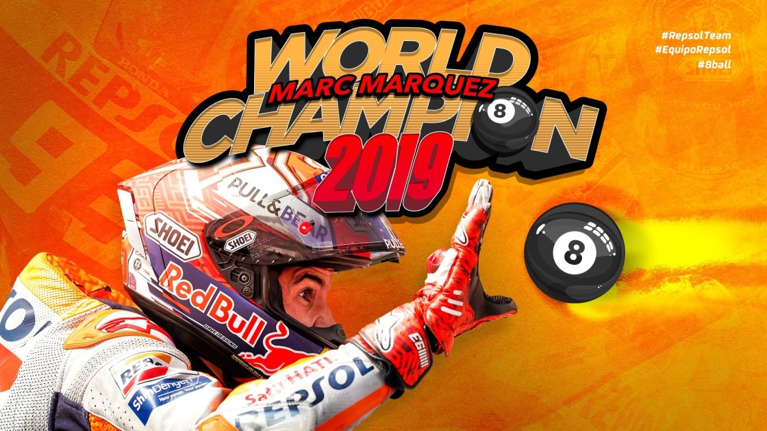 אלוף עולם ב-MotoGP