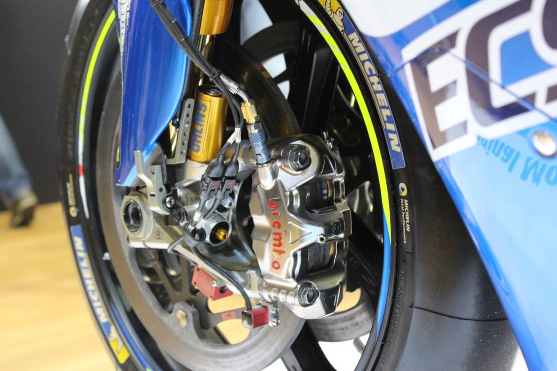טכנולוגיית אופנועי ה-MOTOGP