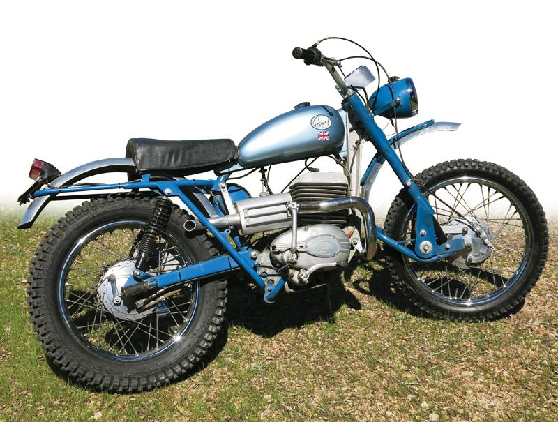 אופנועי המוטוקרוס