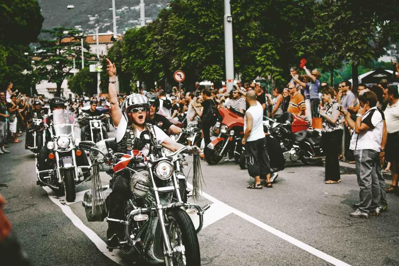 עצרת האופנועים בדרום דקוטה סטרוגיס