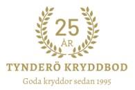Tynderö Kryddbod 25 år