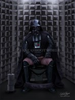 DARTH VADER (LORD FENER in STARS WARS), fantasy character