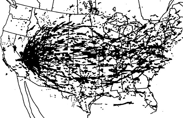j.b.krygier: geography 111: lecture outline