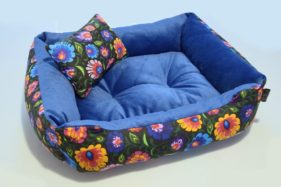 Sofa antyalergiczna – Rodos & Łowickie kwiaty – 60 x 50cm