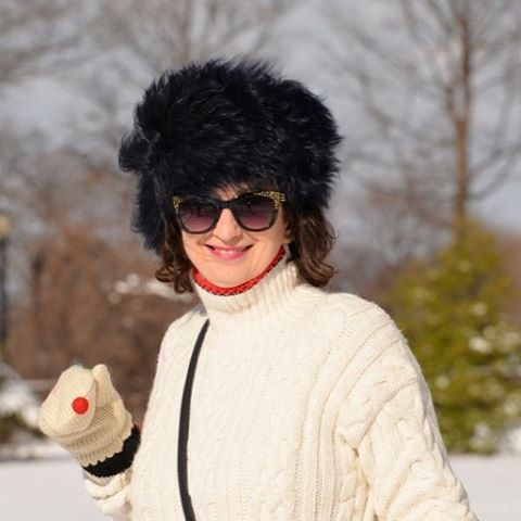 fashion happytime winter snow details polishblogger beautiful ootd fashionblogger fashionofthedayhellip