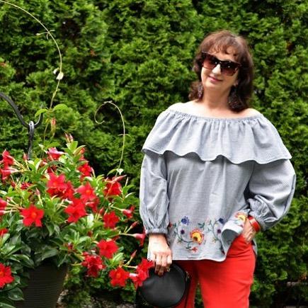 New post on my blog link in bio fashionkrynkasway newposthellip
