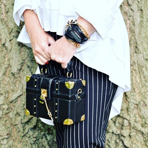 Soon on my blog styleover50 fashionblog newpost mystyle bag kuferekhellip