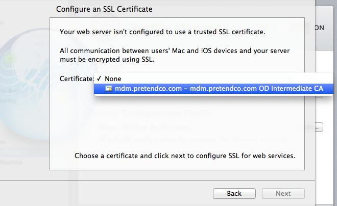 Ios Certificate Trust Settings Empty