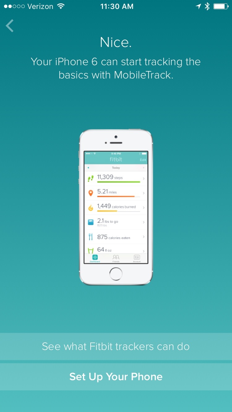 Use The Fitbit App With Your iPhone Instead Of A Fitbit