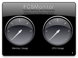 Final Cut Server Monitor