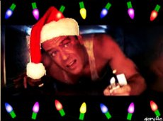 on lists of great christmas movies they include action classics like die hard