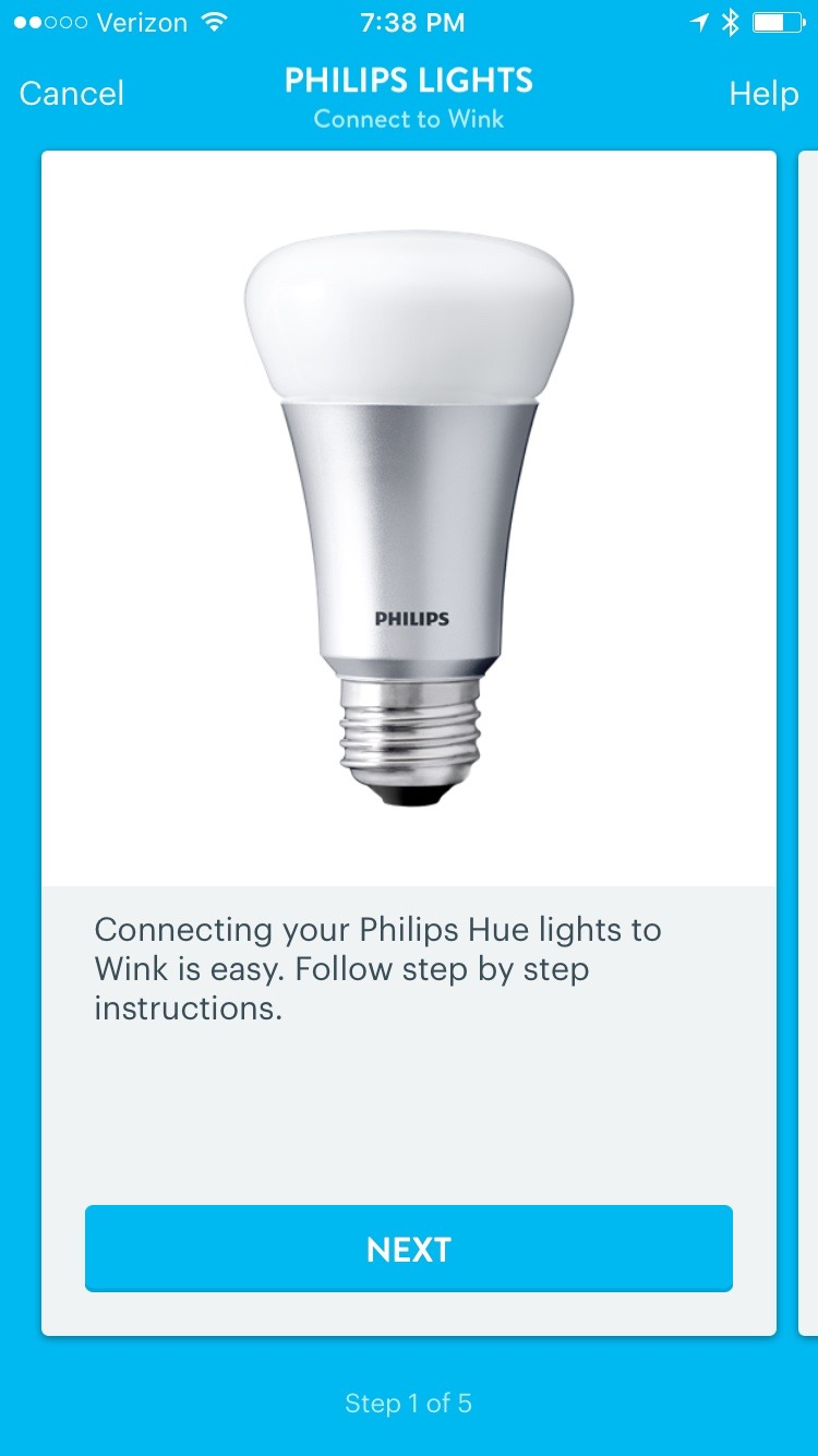 Control Philips Hue From Wink Krypted