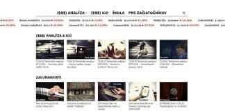 trading11 homepage