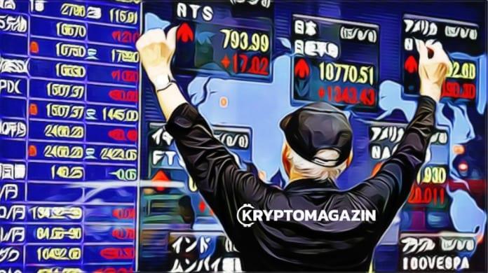 burza kryptomeny
