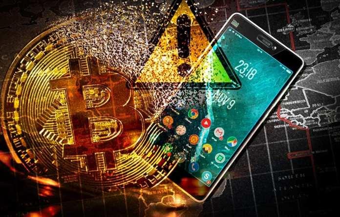 scamy earning krypto podvod