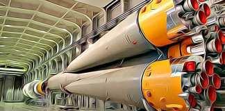 nuclear-jadrová-zbraň-raketa