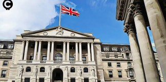 bank of england financovanie vlady