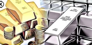 zlato vs striebro obchodovanie nakup pred krizou