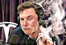 elon musk fajci marihuanu joe rogan
