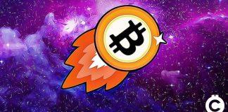 Bitcoin raketa moon