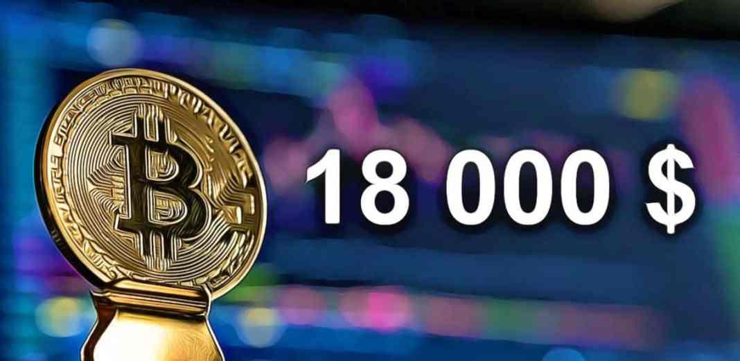 Bitcoin dosiahol nové maximum 18 000 $