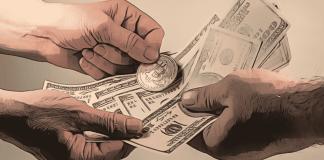 institucie nakupuju Bitcoin za dolare