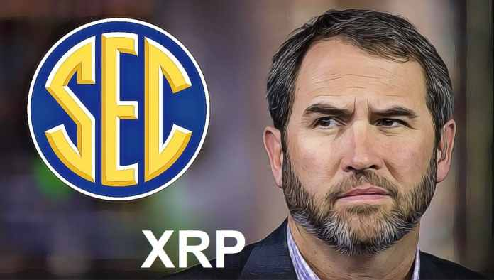 Brad Garlinghouse SEC vs. XRP