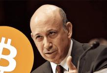 Lloyd Blankfein Bitcoin Goldman Sachs