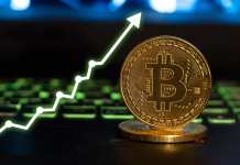 Bitcoin hashrate rastie