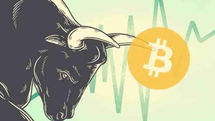 Dominancia Bitcoinu rastie
