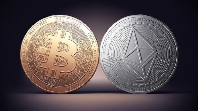 Bitcoin a Ethereum