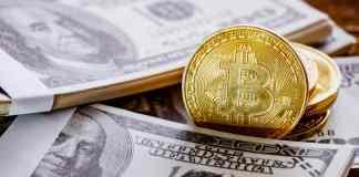btc bitcoin dolár