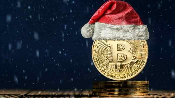 Bitcoin na Vianoce