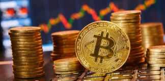 BTC Bitcoin analýza. Zdroj: Shutterstock.com/allstars