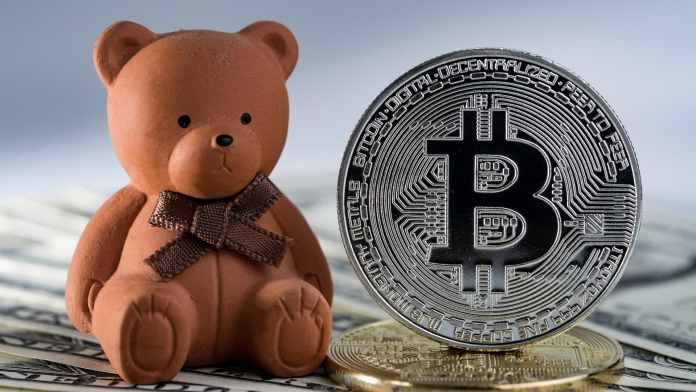 BTC korekcia. Zdroj: Shutterstock.com/eamesBot