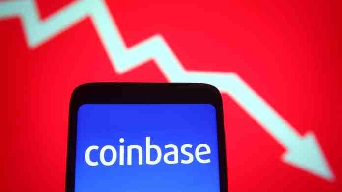 BTC rezervy na Coinbase klesajú