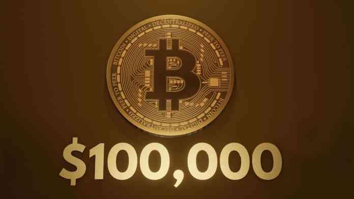 Bitcoin na 100k