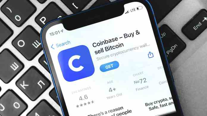 Coinbase and futures trading