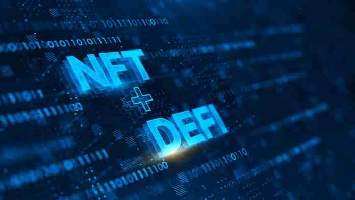 DeFi overtakes NFT