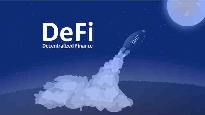 DeFi sector