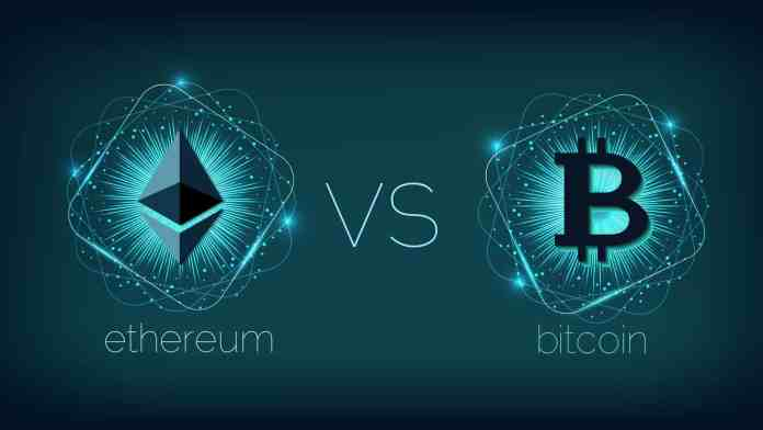 ETH vs.  BTC