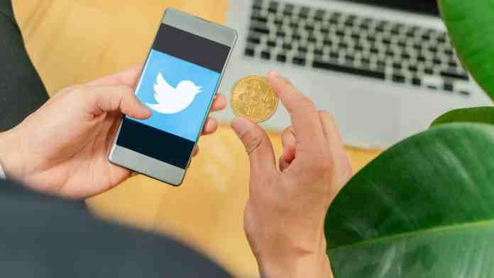 Twitter a Bitcoin