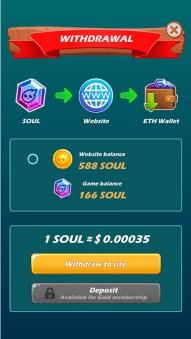 SOUL, [GAMING] Návyková hra, která vás odmění kryptoměnou SOUL? Instalujte Merge Cats!, K-Mag - Bitcoin / kryptoměny / blockchain