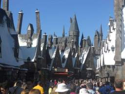 The Wizarding World of Harry Potter in Orlando Florida