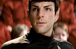 Star Trek's Zachary Quinto