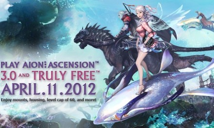 Aion:Ascension Launches Today (And It's Free)