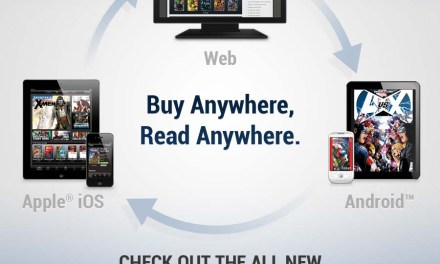 Marvel Introduces the Marvel Digital Comics Shop